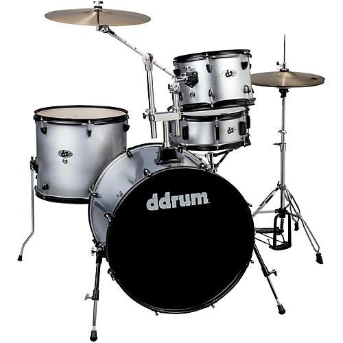 Ddrum D2 4-Piece Drum Set