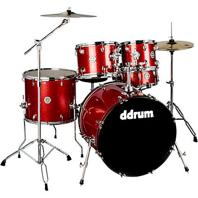 ddrum D2 5-piece Complete Drum Kit