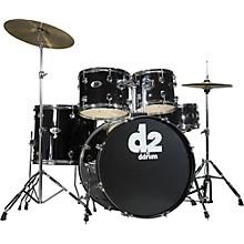 D2 5-piece Drum Set Midnight Black