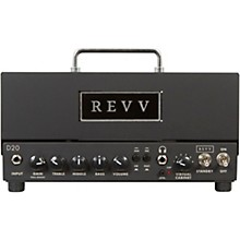 Open BoxRevv Amplification D20 20W Tube Guitar Amp Head