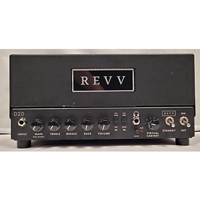 Revv Amplification D20 Tube Guitar Amp Head