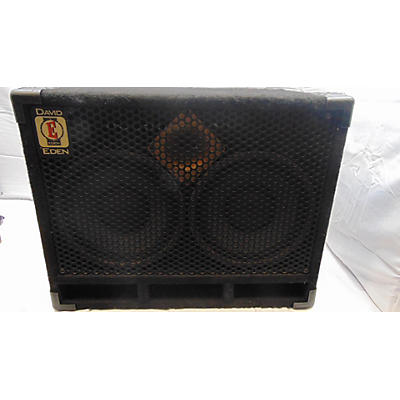 Eden D210 500W 2x10 Guitar Cabinet