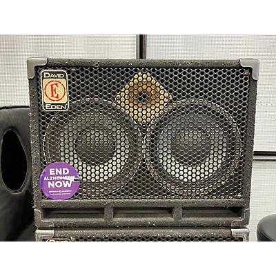 Eden D210XST8 8Ohm 2x10 Bass Cabinet