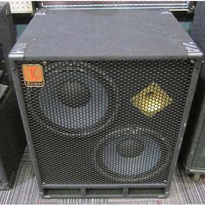 Eden D212xst- 8n Bass Cabinet