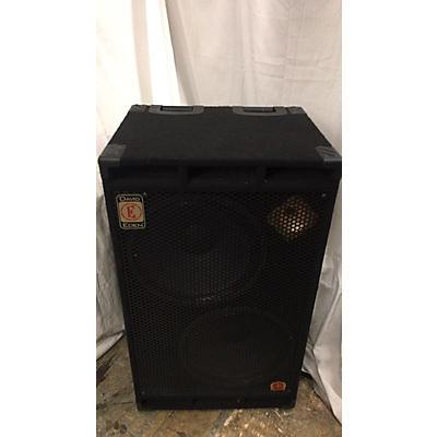 Eden D215XLT 2x15 400w Bass Cabinet