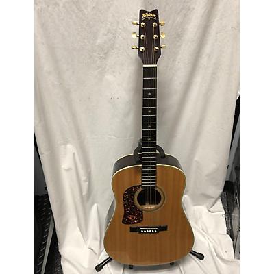 Washburn D21S Acoustic Guitar