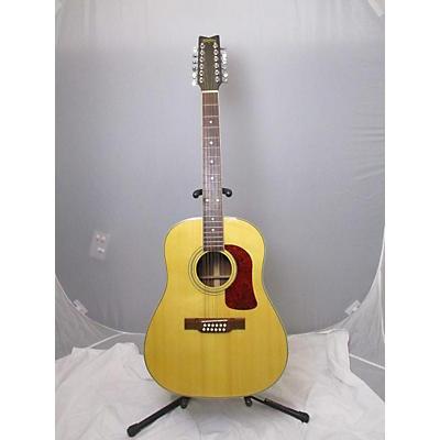 Washburn D24S12 12 String Acoustic Guitar
