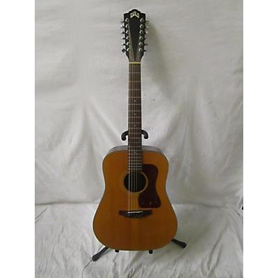 Guild D25-12 12 String Acoustic Guitar