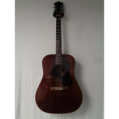 Guild D25m Acoustic Electric Guitar