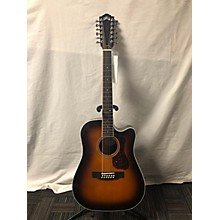 Guild D2612CE TBS 12 String Acoustic Electric Guitar