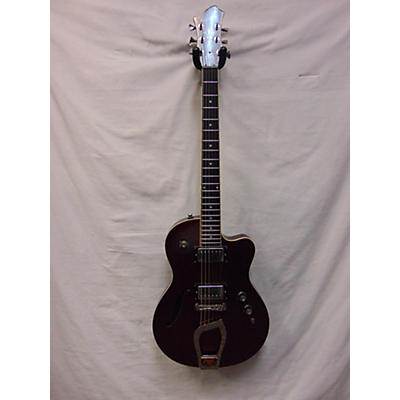 Hagstrom D2F Hollow Body Electric Guitar