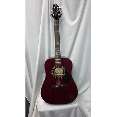 Greg Bennett Design by Samick D3 Acoustic Guitar