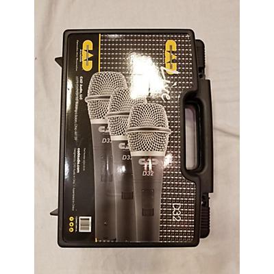 CAD D32X3 Dynamic Microphone
