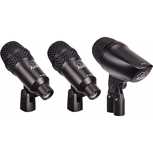 AKG D330 Drum Microphone Pack