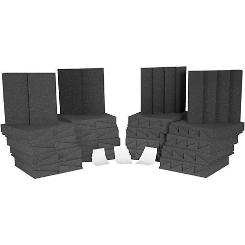 Auralex D36-DST Roominator Kit (36-Pack) Charcoal