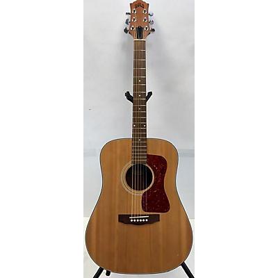 Guild D4 Acoustic Guitar