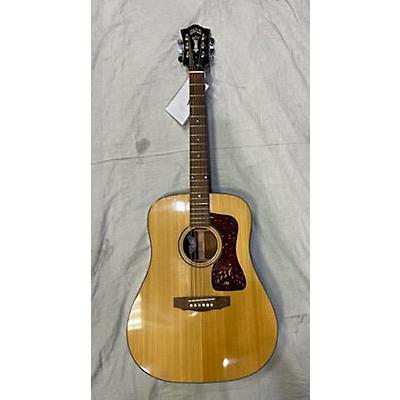 Guild D40 Acoustic Guitar