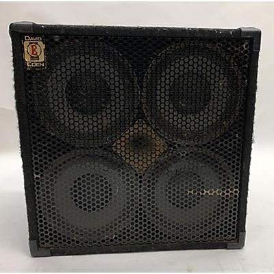 Eden D40T Bass Cabinet