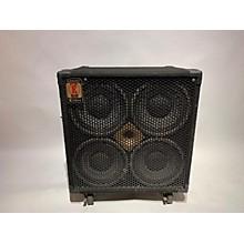 Eden D410T Bass Cabinet