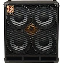Open BoxEden D410XST 1000W 4x10 Bass Speaker Cabinet with Horn