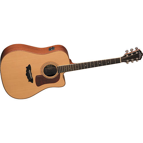 Washburn D52SWCE Acoustic-Electric Guitar