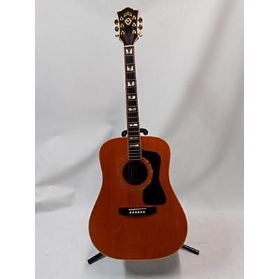 Guild D55 Acoustic Guitar