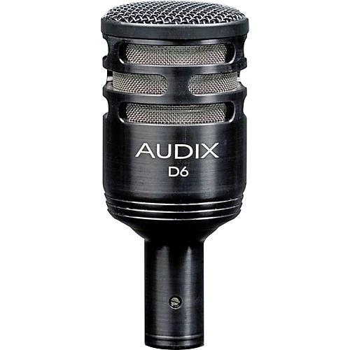 Audix D6 Sub Impulse Kick Drum Mic