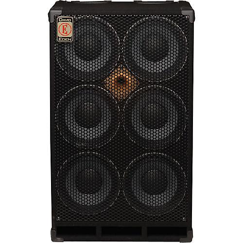 Eden D610XLT 6x10 Bass Cab