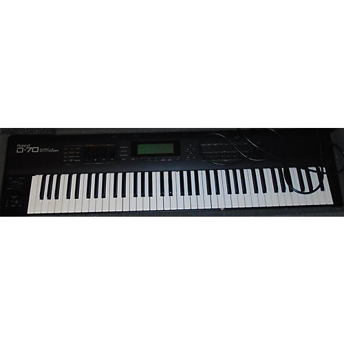 D70 Keyboard Workstation