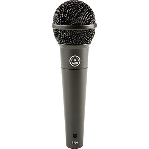 akg d790 dynamic microphone musician 39 s friend. Black Bedroom Furniture Sets. Home Design Ideas