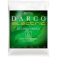 Darco D9300 Nickel Wound 6 Extra Light Electric Guitar Strings