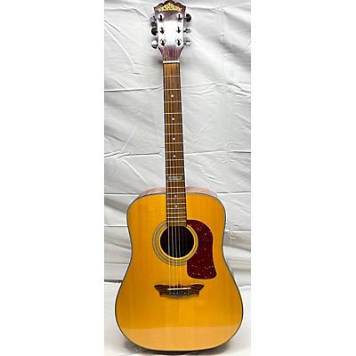 Washburn D98S Acoustic Guitar