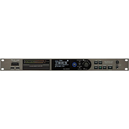 Tascam DA-3000 Master Recorder/ADDA Converter