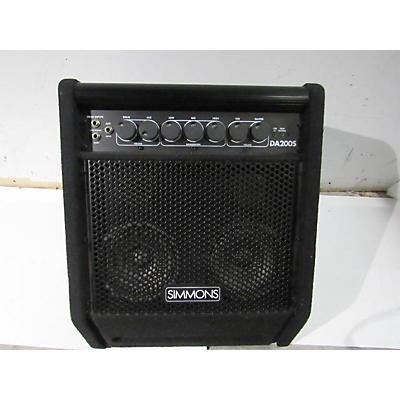 Simmons DA200S Drum Amplifier