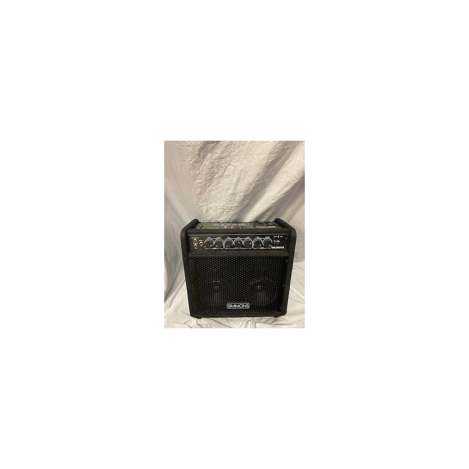 Simmons DA200SB Drum Amplifier