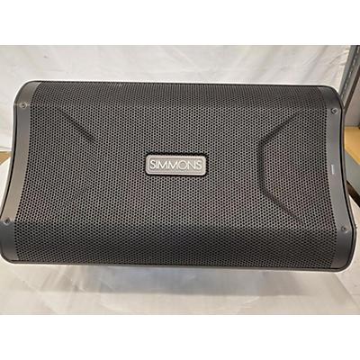 Simmons DA2012B Drum Amplifier
