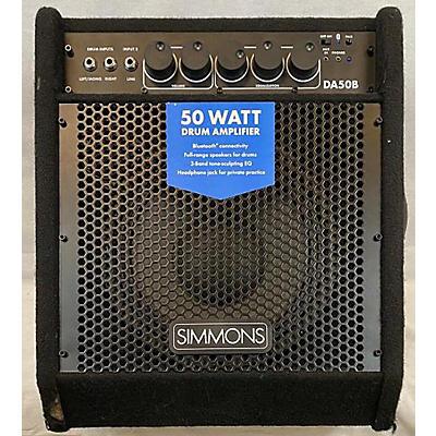 Simmons DA50B Keyboard Amp