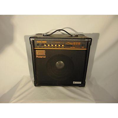Roland DAC-50D Guitar Combo Amp