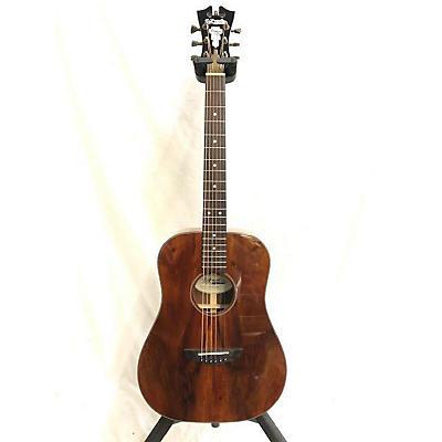 D'Angelico DAPMINIKOA Acoustic Guitar