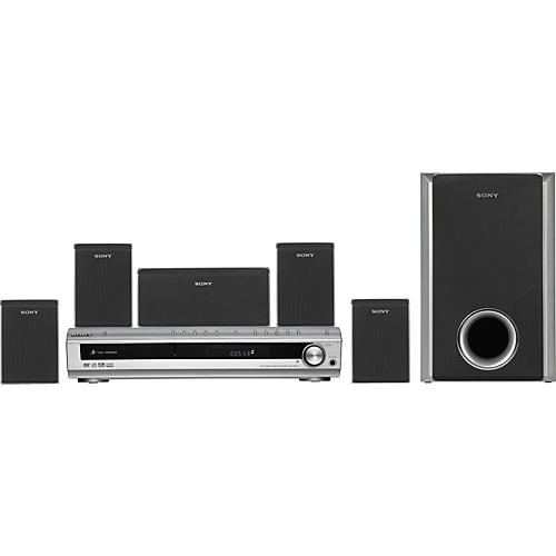 Sony DAV-DX150 Integrated DVD System Home Theater In A Box