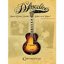 Centerstream Publishing D'Angelico, Master Guitar Builder (What's in a Name?) Guitar Series Softcover Written by Frank W.M. Green