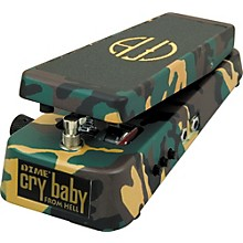 Open Box Dunlop DB-01 Dimebag Cry Baby From Hell