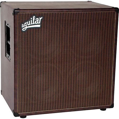 Aguilar DB  410 4x10 Inch Bass Cabinet Chocolate Thunder 4 Ohms