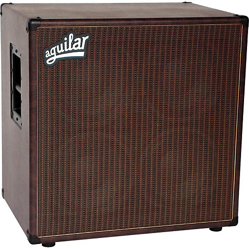 Aguilar DB  410 4x10 Inch Bass Cabinet Chocolate Thunder 8 Ohms