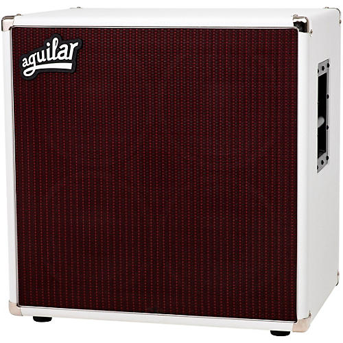 Aguilar DB 410 700W 4x10 4 Ohm Bass Speaker Cabinet White Hot