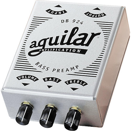 Aguilar DB 924 Outboard Bass Preamp