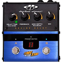 Open Box Decibel Eleven DB11-TAT Time after Time Analog Delay Effects Pedal
