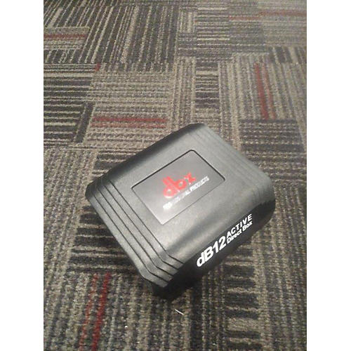 DB12 Active Direct Box