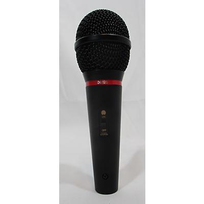 Audio-Technica DB125 W/ ON/OFF SWITCH Dynamic Microphone
