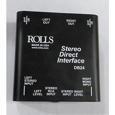 Rolls DB24 Direct Box
